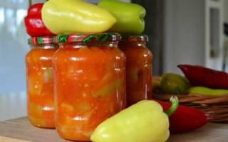Консервация болгарского перца – как заготовить полезный овощ?