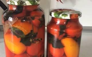 Сладкие помидоры на зиму – рецепты на любой вкус