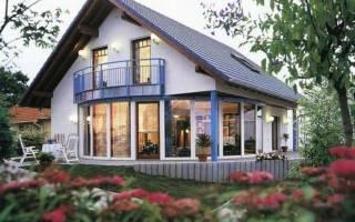 Какие окна лучше ставить на даче?