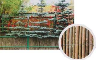 Как поставить дешевый забор на даче?