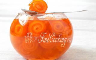 Апельсиновое варенье – рецепты бодрящего лакомства на любой вкус