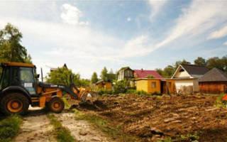Земля под дачное строительство плюсы и минусы