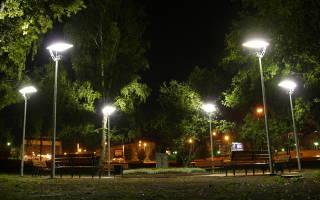 Уличный светодиодный фонарь – чем он лучше всех других?