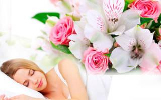 Во сне видеть комнатные цветы в горшках