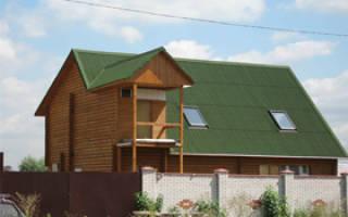 Чем покрыть крышу дома на даче?