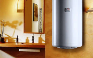 Как подключить проточный водонагреватель на даче?