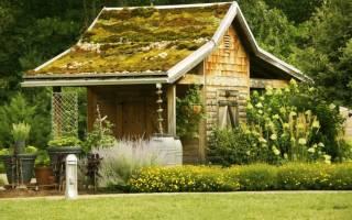 Как построить кладовку на даче?