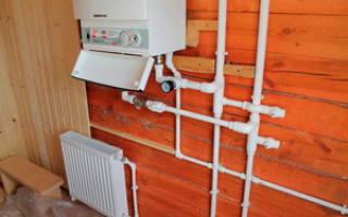 Как организовать отопление на даче?
