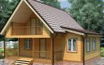 Бюджетный дачный домик своими руками