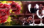 Вегетирующие саженцы винограда что это?