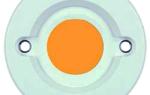 Светодиодный прожектор с датчиком движения – преимущества LED технологии