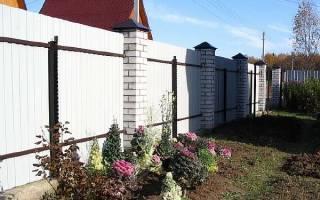 Можно ли огородить дачный участок глухим забором?