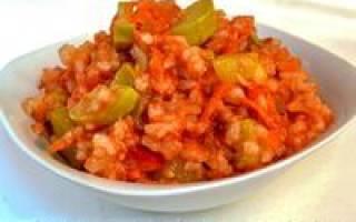 Готовим кабачки: вкусные и простые рецепты