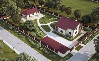 Санитарные нормы строительства на дачном участке