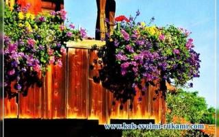 Как сделать балкон своими руками на даче?