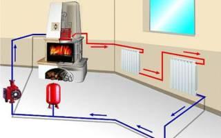 Как сделать паровое отопление на даче?