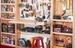 Домашняя мастерская – как ее правильно организовать и обустроить?