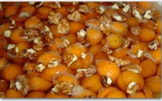 Абрикосовое варенье с косточками – готовим лакомство на зиму