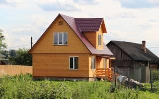 Как из дачного домика сделать жилой дом?