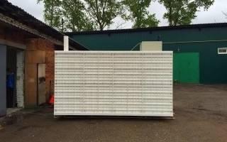 Пластиковый погреб – устанавливаем готовое хранилище для запасов