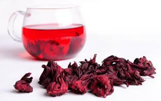Гибискус чай каркаде