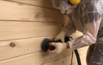 Чем покрасить брус внутри дома на даче?