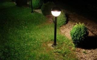 Уличные фонари для дачи – магия на участке!